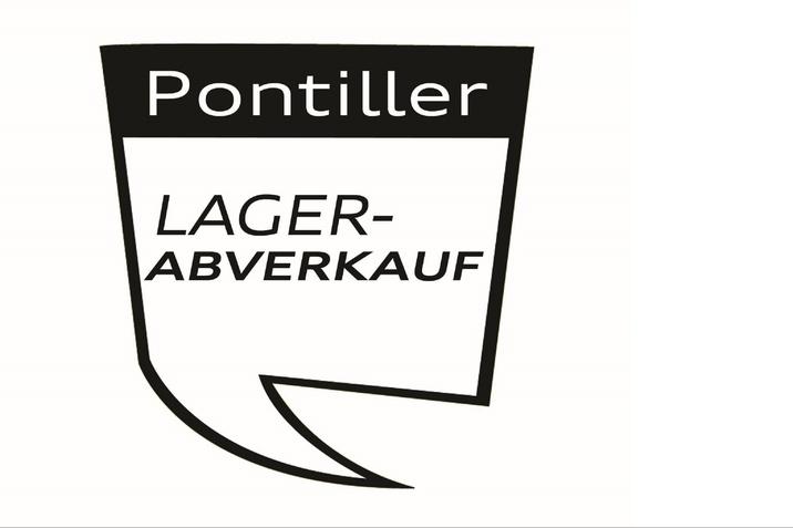 Pontiller - LAGERABVERKAUF