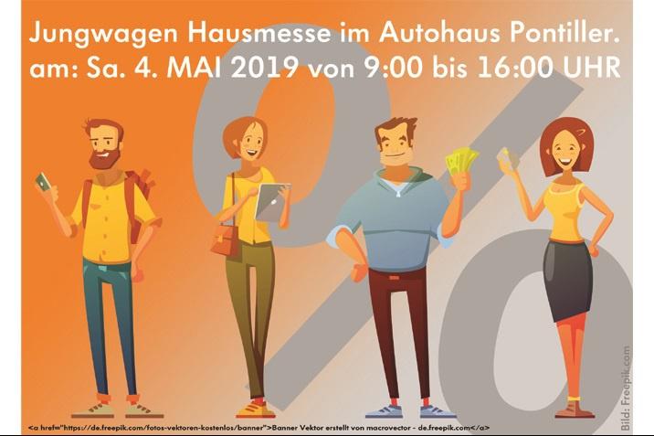JUngwagen Hausmesse 2019
